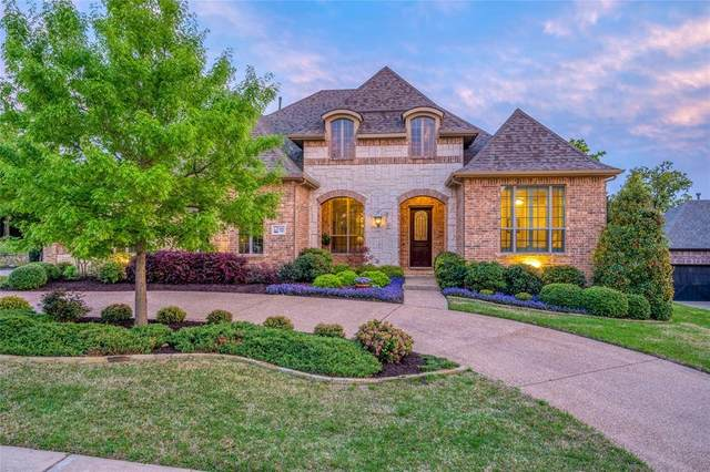12 Rochester Court, Trophy Club, TX 76262 (MLS #14313958) :: Justin Bassett Realty