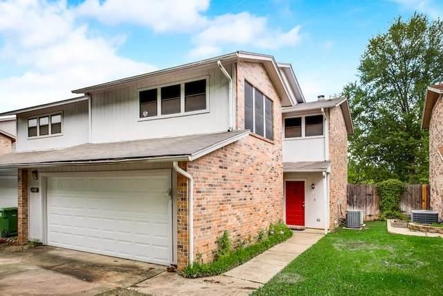 1428 Hampton Road, Grapevine, TX 76051 (MLS #14313961) :: Team Hodnett