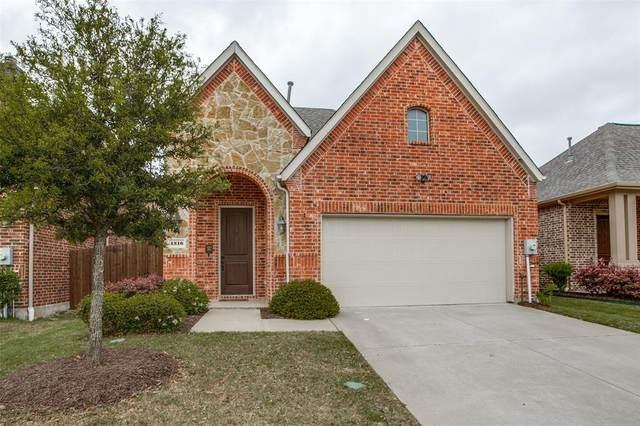 1516 Lauren Creek Lane, Mckinney, TX 75072 (MLS #14314006) :: The Kimberly Davis Group