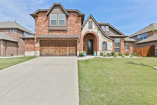 911 Birchwood Drive, Wylie, TX 75098 (MLS #14314013) :: Hargrove Realty Group