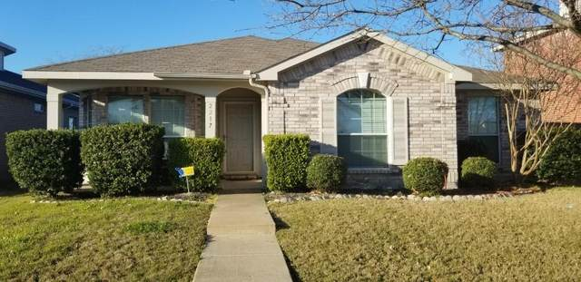 2217 Montrose Lane, Lancaster, TX 75134 (MLS #14314014) :: The Chad Smith Team