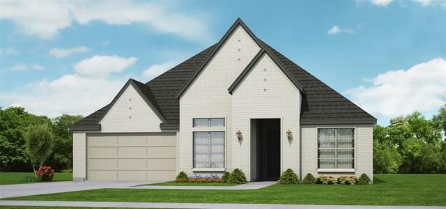 836 Highlands Avenue, Aledo, TX 76008 (MLS #14314016) :: Baldree Home Team