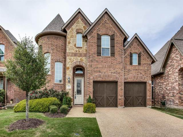3725 Millstone Way, Celina, TX 75009 (MLS #14314020) :: Tenesha Lusk Realty Group