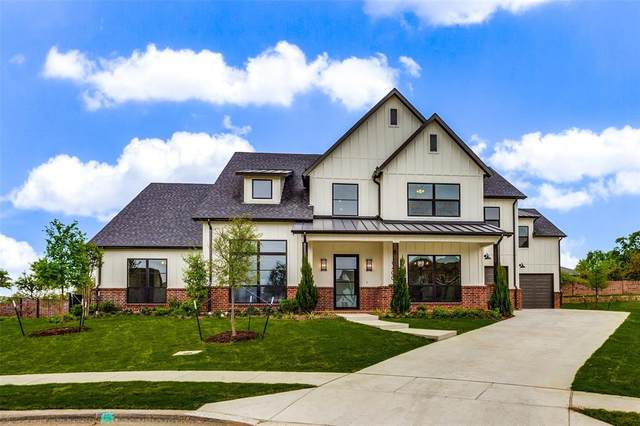 6400 Sorrento Lane, Flower Mound, TX 75077 (MLS #14314024) :: The Tierny Jordan Network