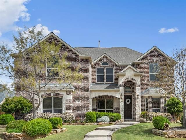 2241 Nocona Drive, Prosper, TX 75078 (MLS #14314026) :: Tenesha Lusk Realty Group
