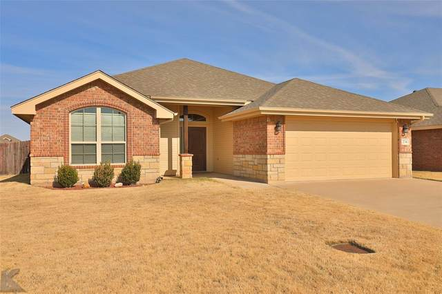 234 Miss Ellie Lane, Abilene, TX 79602 (MLS #14314033) :: All Cities USA Realty