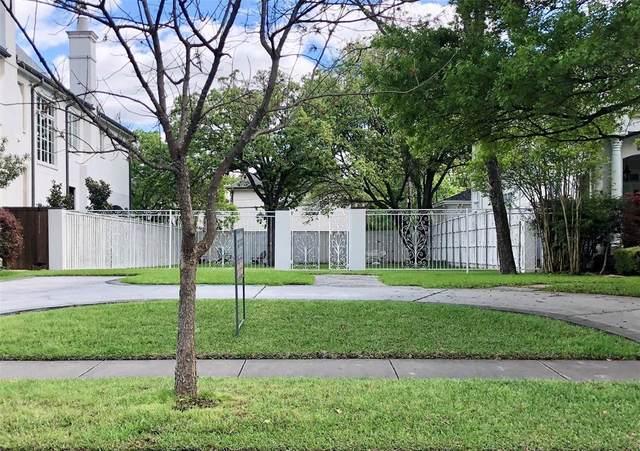 4319 Potomac Avenue, Highland Park, TX 75205 (MLS #14314034) :: Team Tiller
