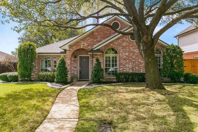 1042 Cassion Drive, Lewisville, TX 75067 (MLS #14314063) :: Hargrove Realty Group