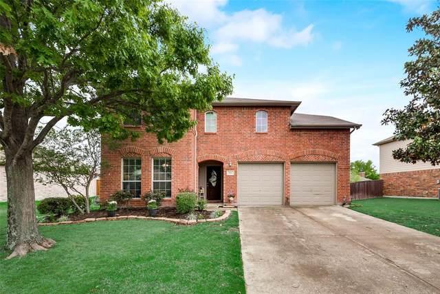 124 Hazelnut Trail, Forney, TX 75126 (MLS #14314079) :: RE/MAX Landmark