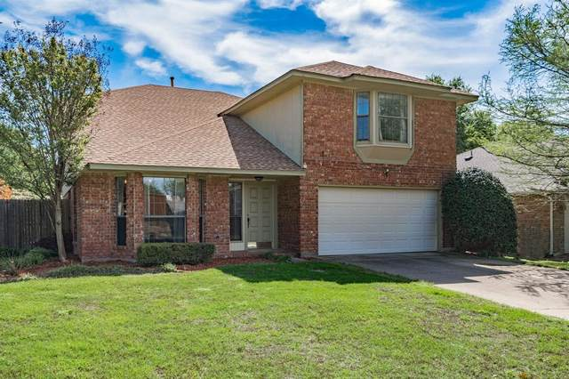2204 Bershire Drive, Flower Mound, TX 75028 (MLS #14314080) :: Hargrove Realty Group