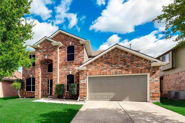 288 Brookdale Drive, Little Elm, TX 75068 (MLS #14314088) :: All Cities USA Realty