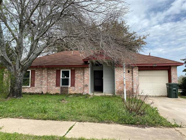 302 Halter Drive, Copperas Cove, TX 76522 (MLS #14314099) :: Real Estate By Design