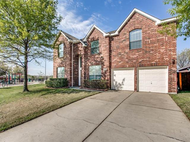 8429 Ladina Place, Fort Worth, TX 76131 (MLS #14314107) :: The Kimberly Davis Group