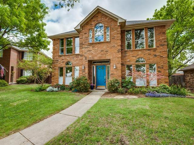 4415 Emerald Drive, Carrollton, TX 75010 (MLS #14314117) :: Tenesha Lusk Realty Group