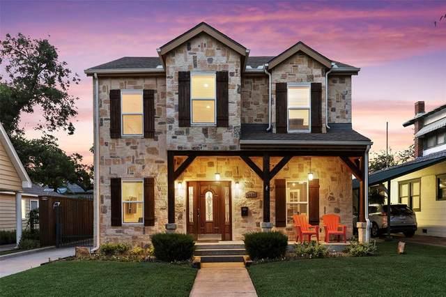 6331 Lakeshore Drive, Dallas, TX 75214 (MLS #14314124) :: Bray Real Estate Group
