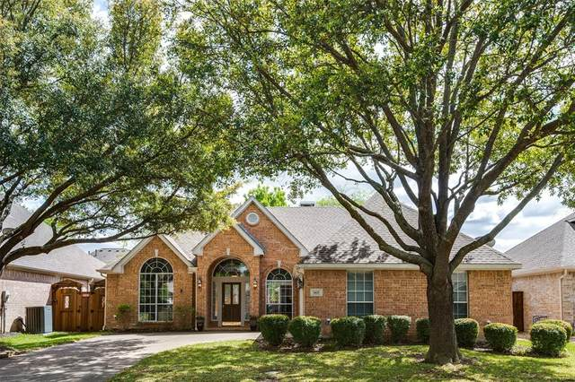 1437 Lone Star Court, Allen, TX 75013 (MLS #14314132) :: All Cities USA Realty