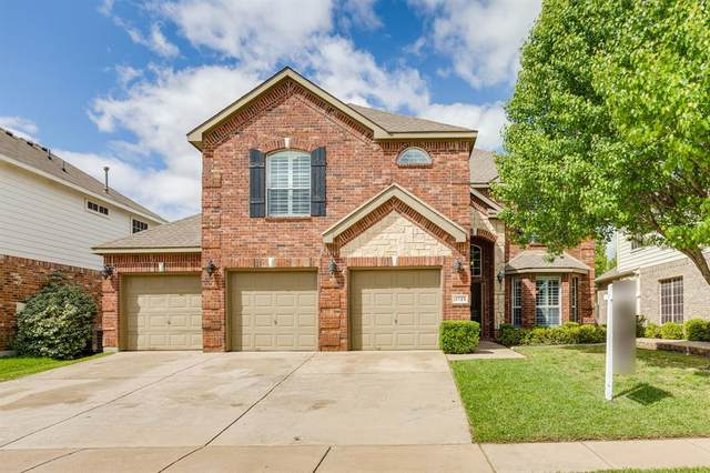 3725 Applesprings Drive, Fort Worth, TX 76244 (MLS #14314167) :: Roberts Real Estate Group