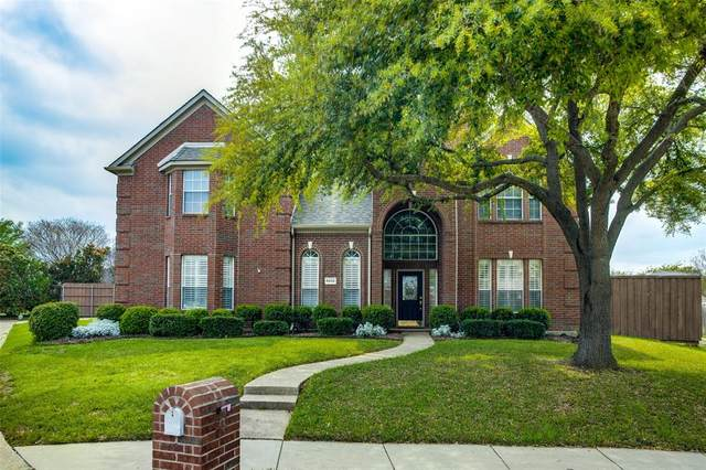 5602 Manchester Drive, Richardson, TX 75082 (MLS #14314173) :: The Good Home Team