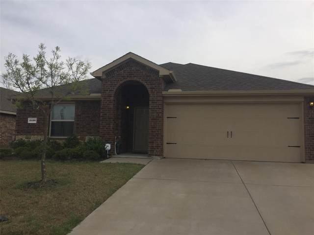 2420 French Street, Fate, TX 75189 (MLS #14314176) :: RE/MAX Landmark