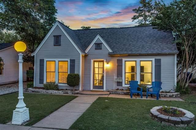 1004 N College Street, Mckinney, TX 75069 (MLS #14314186) :: Tenesha Lusk Realty Group