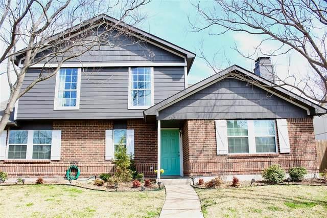 7705 Pebble Beach Drive, Rowlett, TX 75088 (MLS #14314196) :: Ann Carr Real Estate