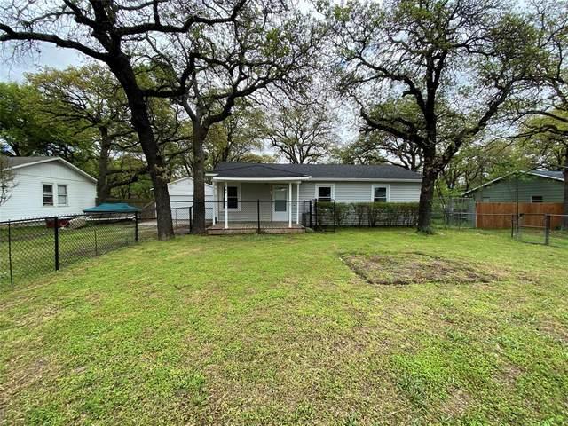 161 Gordon Drive, Azle, TX 76020 (MLS #14314208) :: The Chad Smith Team