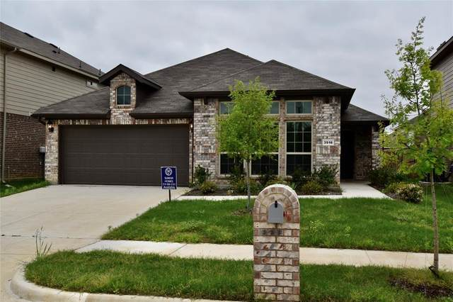 3916 Trenton Place, Denton, TX 76208 (MLS #14314210) :: Frankie Arthur Real Estate
