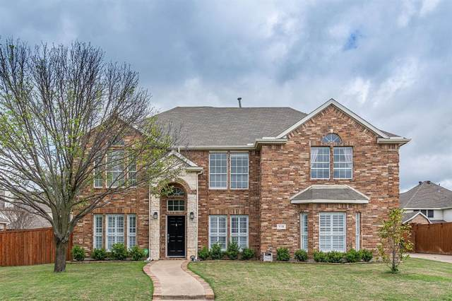 115 Windsor Drive, Murphy, TX 75094 (MLS #14314228) :: The Chad Smith Team
