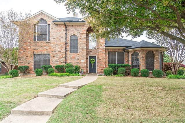 529 Mustang Ridge Drive, Murphy, TX 75094 (MLS #14314230) :: Hargrove Realty Group