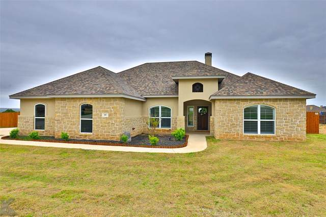 241 Cougar Run, Tuscola, TX 79562 (MLS #14314238) :: Ann Carr Real Estate
