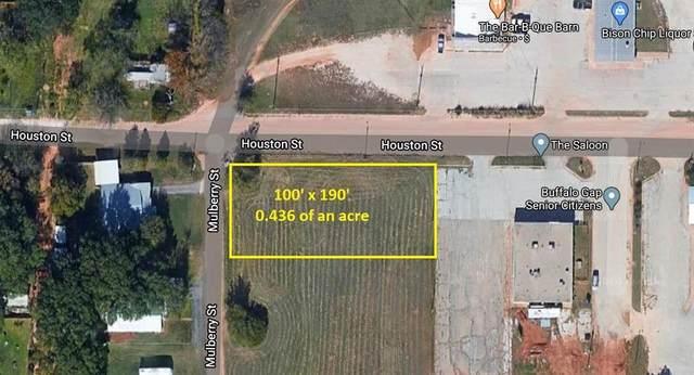 1 Mulberry Street, Buffalo Gap, TX 79508 (MLS #14314241) :: Ann Carr Real Estate
