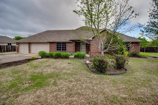 219 Grant Drive, Fate, TX 75189 (MLS #14314253) :: The Welch Team