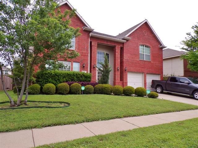 4420 Corner Brook Lane, Fort Worth, TX 76123 (MLS #14314260) :: Real Estate By Design
