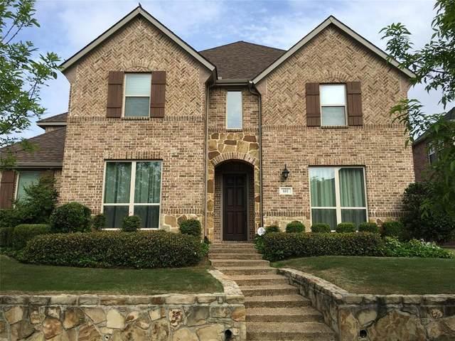 601 Lavaine Lane, Lewisville, TX 75056 (MLS #14314261) :: Team Hodnett