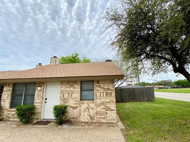 60 Teakwood Street, Abilene, TX 79601 (MLS #14314274) :: Ann Carr Real Estate