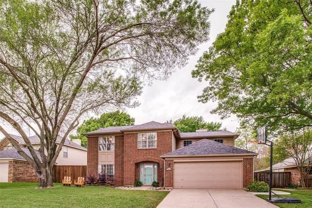 1508 Fuqua Drive, Flower Mound, TX 75028 (MLS #14314299) :: Hargrove Realty Group