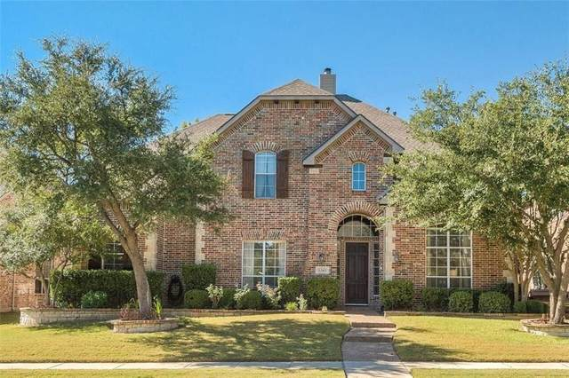6345 Red Stone Drive, Frisco, TX 75035 (MLS #14314322) :: The Kimberly Davis Group