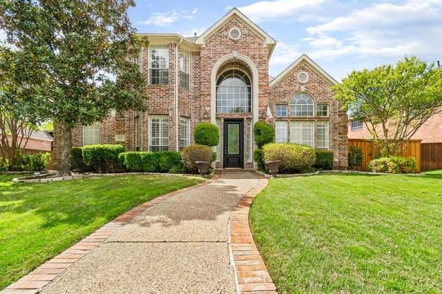 513 Saginaw Court, Allen, TX 75013 (MLS #14314332) :: The Kimberly Davis Group