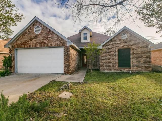 1104 Woodside Lane, Seagoville, TX 75159 (MLS #14314349) :: The Welch Team