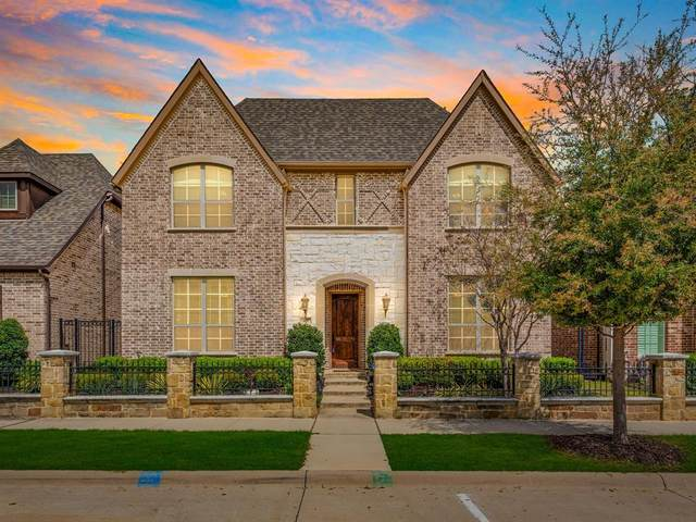 408 Palladian Boulevard, Southlake, TX 76092 (MLS #14314371) :: All Cities USA Realty