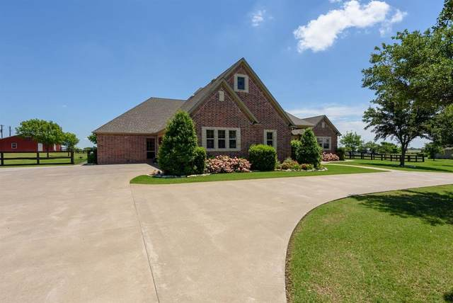 340 County Road 495, Muenster, TX 76252 (MLS #14314385) :: The Kimberly Davis Group