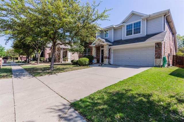8646 Robertson Drive, Frisco, TX 75036 (MLS #14314418) :: The Good Home Team