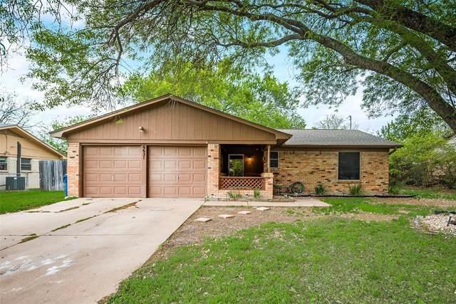 6621 Summertime Lane, Watauga, TX 76148 (MLS #14314423) :: Justin Bassett Realty