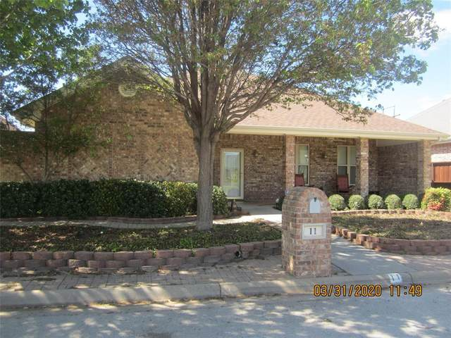 11 Mesa Ridge, Abilene, TX 79606 (MLS #14314427) :: All Cities USA Realty