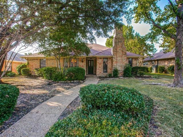 2306 Primrose Drive, Richardson, TX 75082 (MLS #14314445) :: The Good Home Team