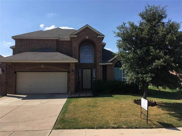 1125 Linden Drive, Burleson, TX 76028 (MLS #14314457) :: The Mitchell Group