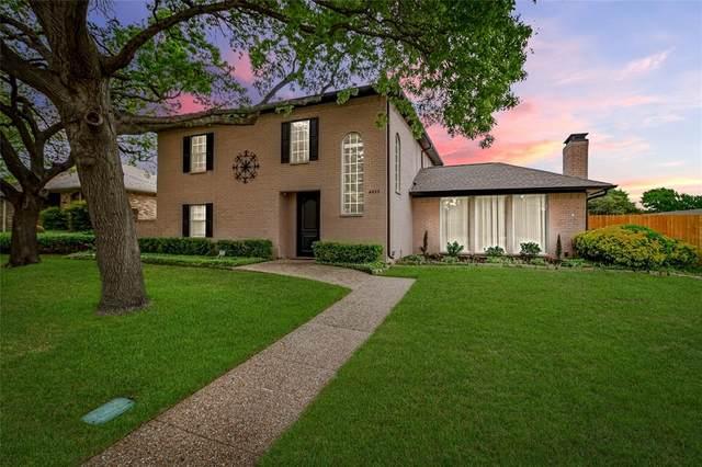 6033 Daven Oaks Drive, Dallas, TX 75248 (MLS #14314461) :: RE/MAX Landmark