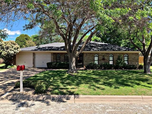 4417 Caprock Road, Abilene, TX 79606 (MLS #14314469) :: Ann Carr Real Estate