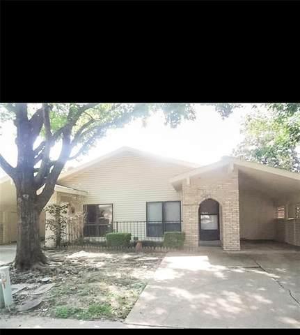 744 Intrepid Drive, Garland, TX 75043 (MLS #14314473) :: The Chad Smith Team