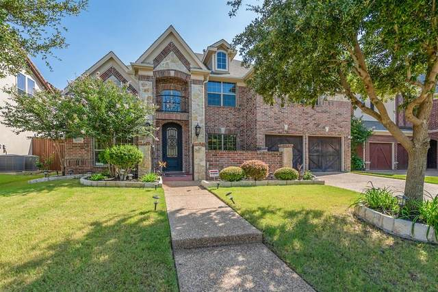 6504 Sleepy Spring Drive, Plano, TX 75024 (MLS #14314476) :: The Kimberly Davis Group